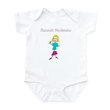 hannah sticktana Infant Bodysuit