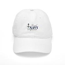 Navy Girlfriend Baseball Cap
