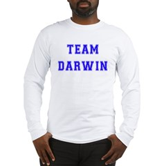 Team Darwin Long Sleeve T-Shirt