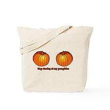 Hallween Pumpkins Tote Bag