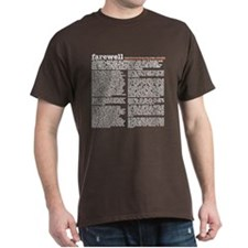 Farewell Sermon T-Shirt