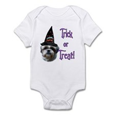 Shih Tzu Trick Infant Bodysuit