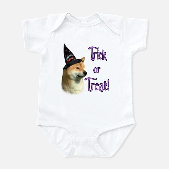 Shiba Trick Infant Bodysuit