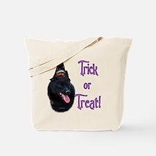 Schipperke Trick Tote Bag