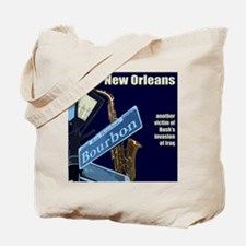 New Orleans - Another Victim  Tote Bag