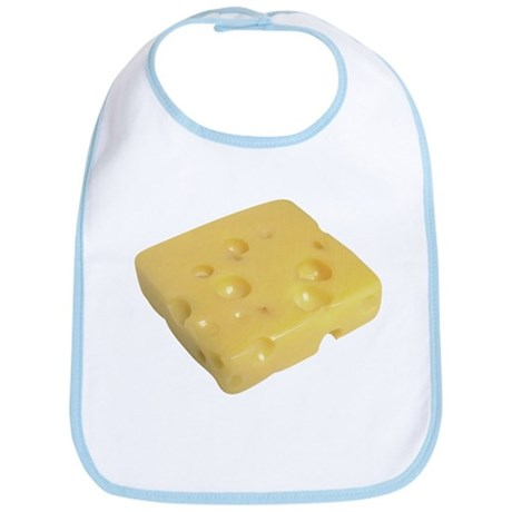 Some Swiss Cheese On Your Bib