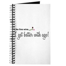 Wine Better With Age Journal