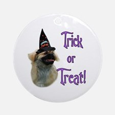 Tibby Trick Ornament (Round)