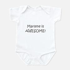 Cute Marlene Infant Bodysuit