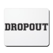 Dropout Mousepad