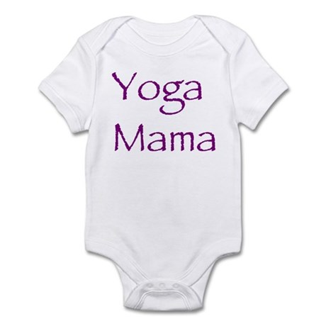 Yoga Mama Infant Bodysuit