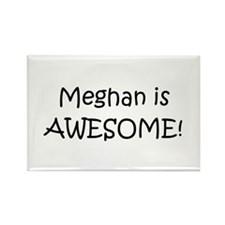 Cool Meghan Rectangle Magnet (10 pack)