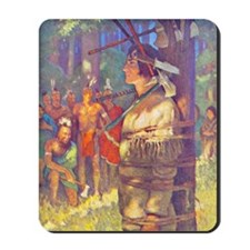The Ordeal Mousepad