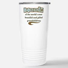 Grammie of Gifted Grandchildren Travel Mug