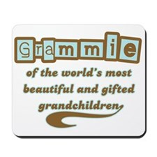 Grammie of Gifted Grandchildren Mousepad