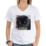 Eastern Elite Women's V-Neck T-Shirt