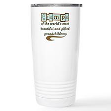 Grampa of Gifted Grandchildren Travel Mug