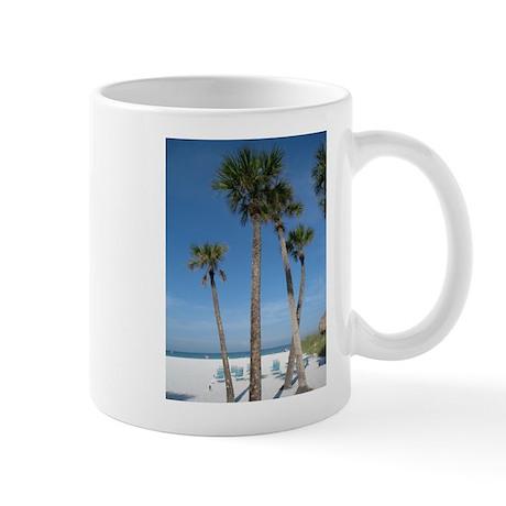 Beach Palms Mug