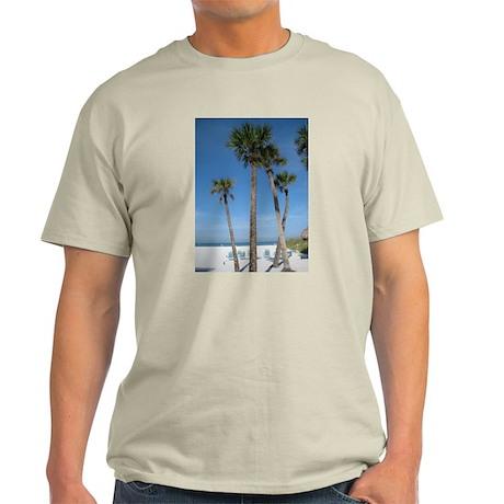 Beach Palms Light T-Shirt