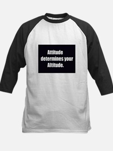attitude Kids Baseball Jersey