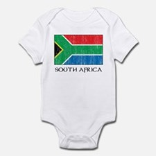 South Africa Flag Onesie