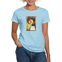 Romantic Halloween Women's Light T-Shirt