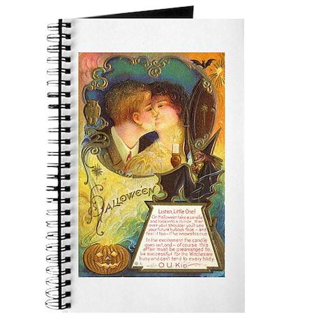 Romantic Halloween Journal