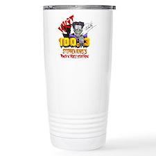 WKIT Stainless Steel Travel Mug