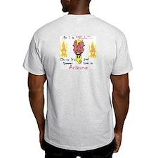Summer in Arizona 1 Ash Grey T-Shirt
