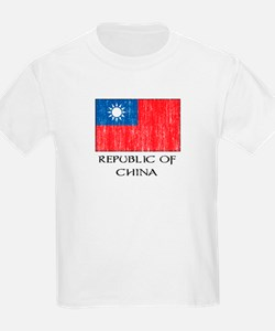 Republic of China Flag T-Shirt