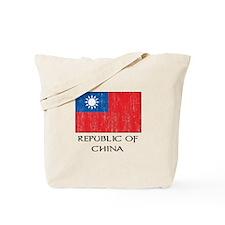 Republic of China Flag Tote Bag