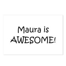 Unique I love maura Postcards (Package of 8)