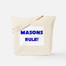 Masons Rule! Tote Bag