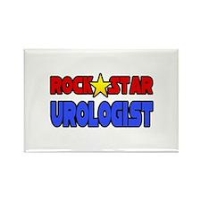 """""""Rock Star Urologist"""" Rectangle Magnet"""