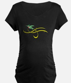 Hummingbird Whimsy T-Shirt