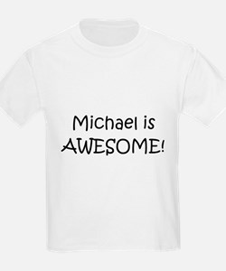 Cute Michael awesome T-Shirt
