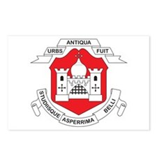 Limerick Coat of Arms Postcards (Package of 8)