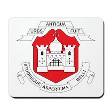 Limerick Coat of Arms Mousepad