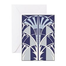 Blue Empire Bldg Doors Cards (Pk of 10)