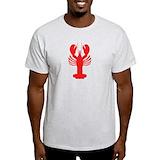 Lobster Mens Light T-shirts