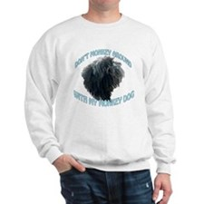 Monkey Dog Sweatshirt