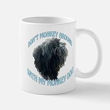 Monkey Dog Small Mugs