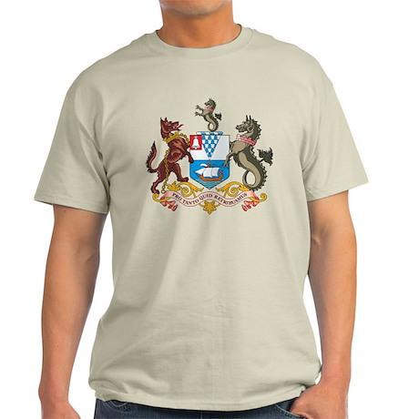 Belfast Coat of Arms Light T-Shirt