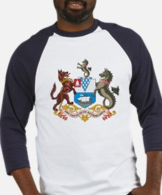 Belfast Coat of Arms Baseball Jersey