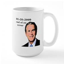 01/20/2009 end of an error Mug