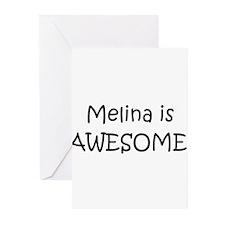 Melina Greeting Cards (Pk of 20)
