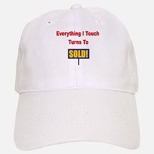 Turns to sold!!! Baseball Baseball Cap