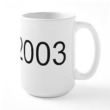 Copyright 2003 Mug