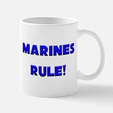 Marines Rule! Mug