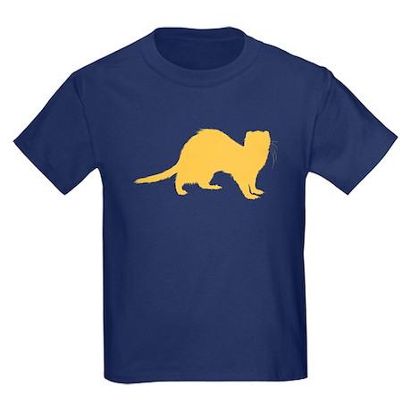 Ferret Kids Dark T-Shirt